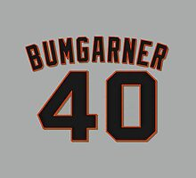 Madison Bumgarner Jersey by BaseballBacks