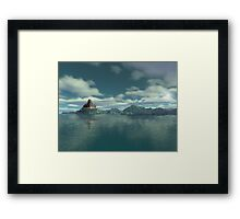 The Last Kingdom Framed Print