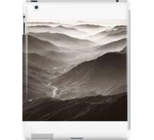 Sequoia National Park Mountains iPad Case/Skin