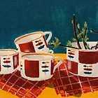 Tea set by Solotry