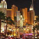 New York- Las Vegas style by Mooreky5