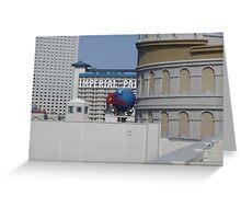 Buildings! Greeting Card