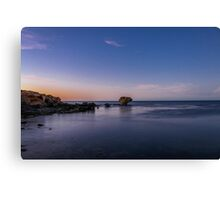 Point Peron, Western Australia Canvas Print