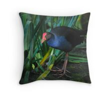 Joy of Morning Light Throw Pillow