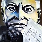 Gough Whitlam by ValerieSherwood