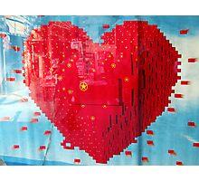 I Heart Communism Photographic Print