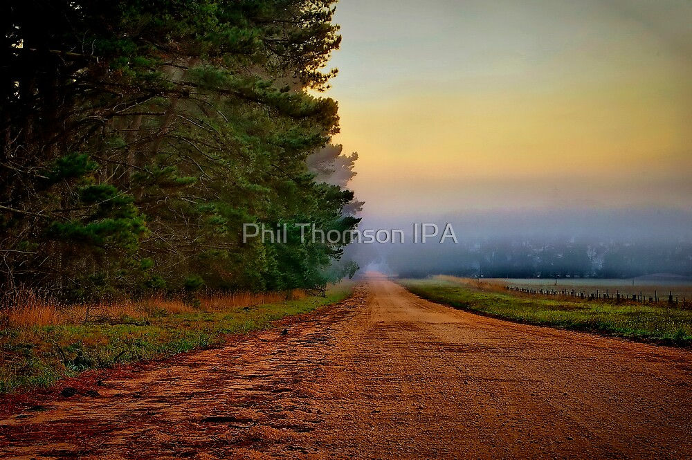 """""""Blackgate Road"""" by Phil Thomson IPA"""