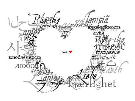love is all around by janx