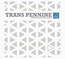 "East Peak Apparel ""Trans Pennine"" Mountain Biking T-Shirt"