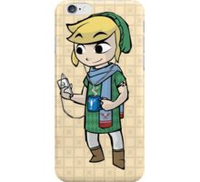 Hipster Link iPhone Case/Skin