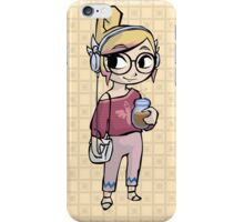 Hipster Zelda iPhone Case/Skin