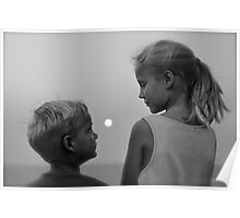 Sibling Love Poster