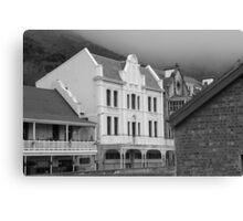 ABC Building, Simonstown Canvas Print