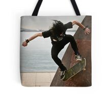 Skater Boy Tote Bag