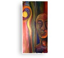 3rd Works Canvas Print