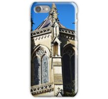 The Eastern end of this great Church iPhone Case/Skin