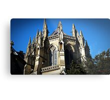 The Eastern end of this great Church Metal Print