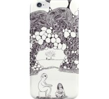 In The Grotto With The Naked Man iPhone Case/Skin