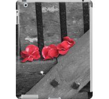 Lone Poppies  iPad Case/Skin