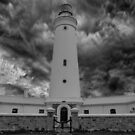 Lighthouse under Pressure by Deborah V Townsend
