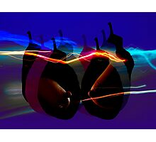 Bass Concert 2 Photographic Print