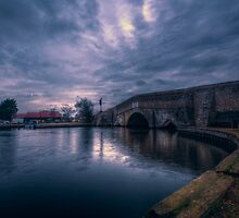 Potter Heigham Bridge by Nigel Bangert