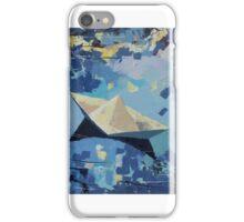 Paper Boat iPhone Case/Skin