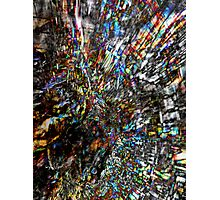 Unstable hyperspace Photographic Print