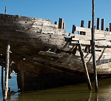 Big Dhow being repaired by jacojvr