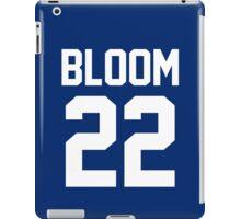 """Leopold Bloom """"22"""" Jersey iPad Case/Skin"""