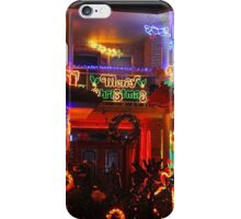 Chrissy Lights # 4 iPhone Case/Skin