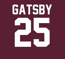 "Jay Gatsby ""25"" Jersey Unisex T-Shirt"