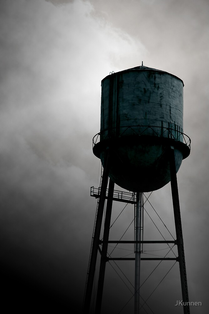 Water Tower  by JKunnen