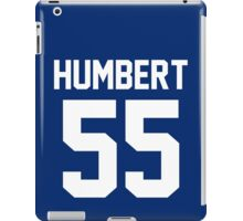 "Humber Humbert ""55"" Jersey iPad Case/Skin"