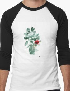 Cranberry art print watercolor painting T-Shirt