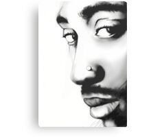 All eyes on me Canvas Print
