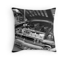 .. back in the day .. Throw Pillow