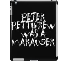 Peter Pettigrew 2. iPad Case/Skin
