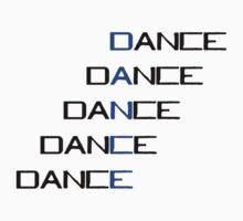 Dance dance dance! by Leigh Jardine