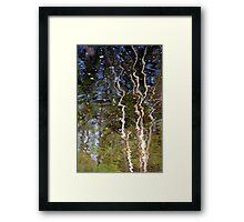 Feeling Vincent... Framed Print