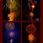 NYE 2014-Geelong Fireworks by Phil Thomson IPA