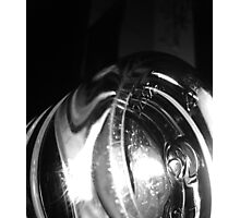 Natures bottle Photographic Print