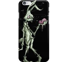 Bugs Zombunny (green) iPhone Case/Skin