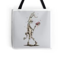 Bugs Zombunny (Sepia) Tote Bag