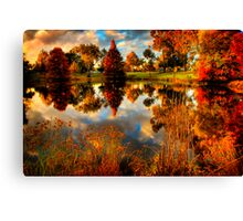Autumn Tones II Canvas Print