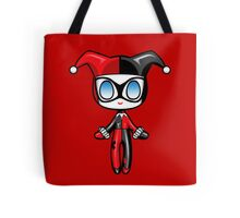Harley Quinn Plush Tote Bag