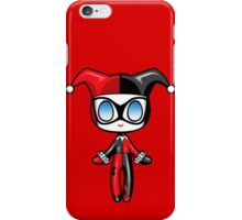 Harley Quinn Plush iPhone Case/Skin