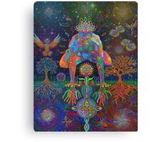 Deep Consonance digital - 2015 Canvas Print