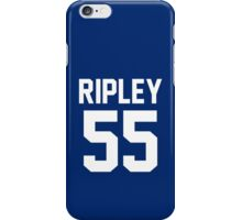 "Tom Ripley ""55"" Jersey iPhone Case/Skin"
