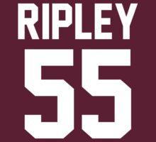 "Tom Ripley ""55"" Jersey by ShirtAutonomy"